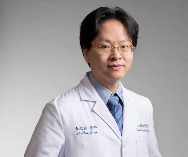 DR 李紹榕●台北市立萬芳醫院心臟血管外科