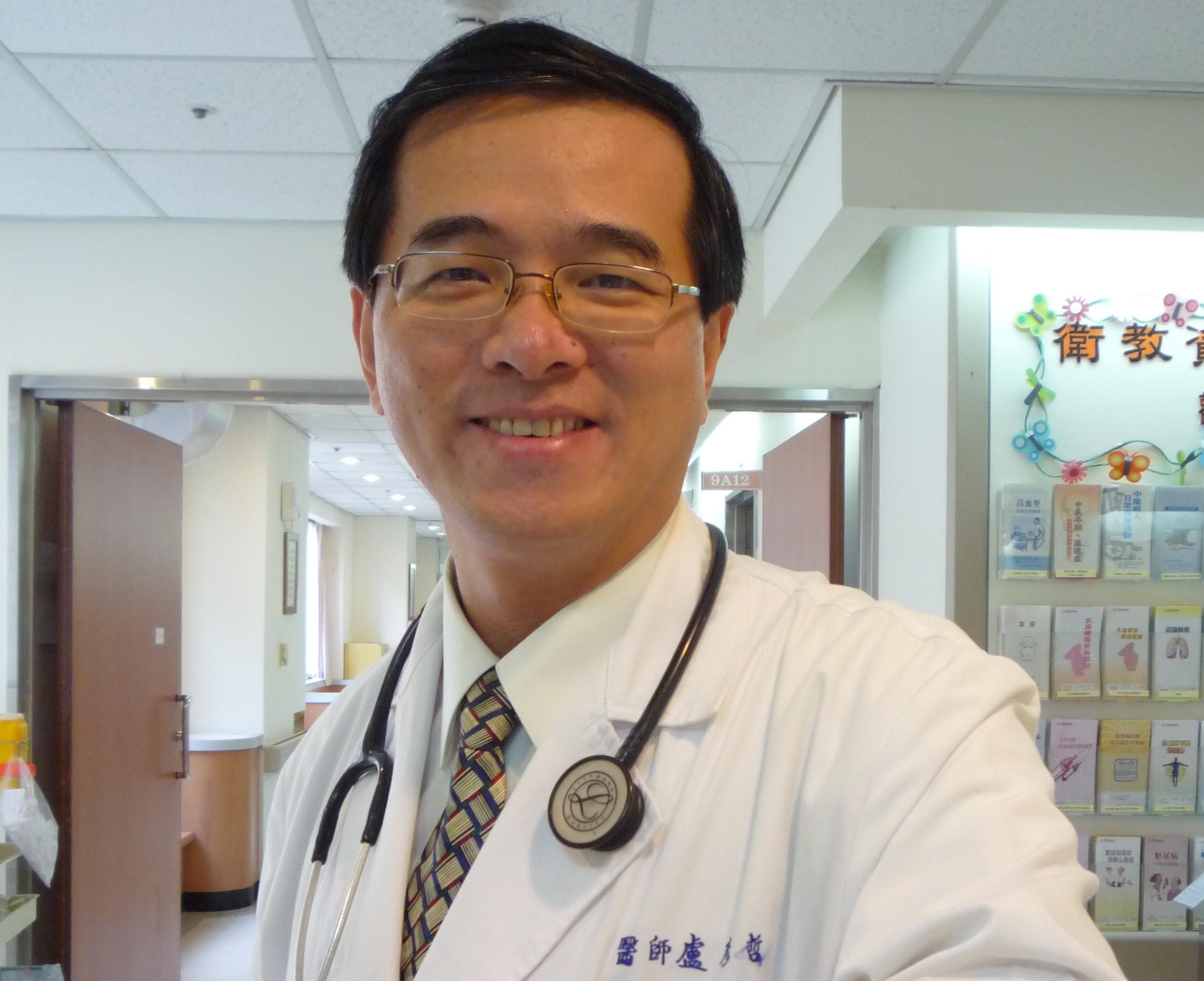 DR 盧彥哲●嘉義基督教醫院血液腫瘤科