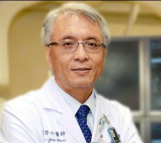 DR 陳啟仁●衛福部嘉義醫院院長